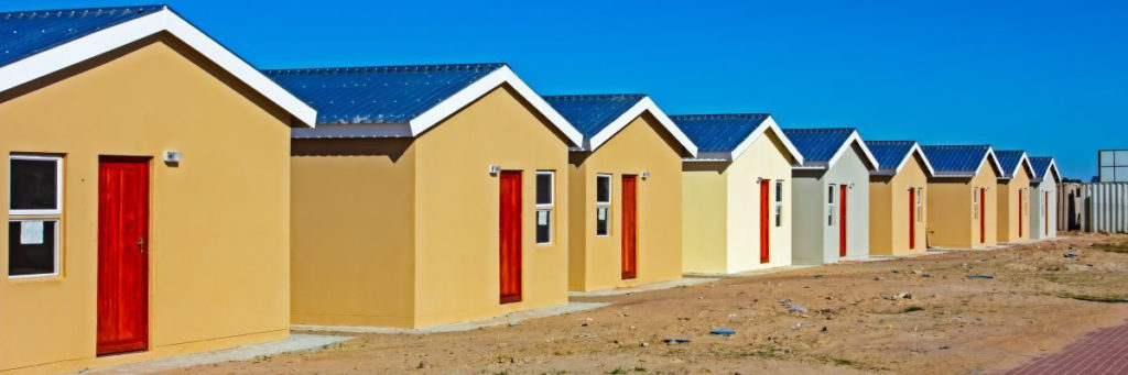 Can protecting residential landlords help provide affordable housing?